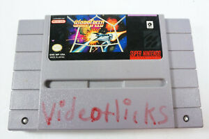 Warp-Speed-Super-Nintendo-Entertainment-SNES-System-Game-Cart-Only-Tested