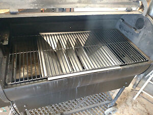 Pellet Grill Searing Station Fitstraeger Flame Broil On