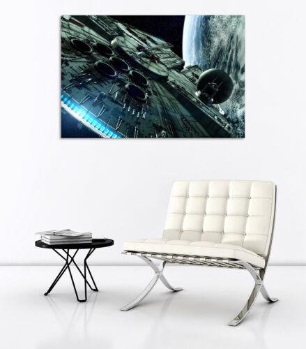 star wars Quadro Stampa su tela canvas wall art framed print