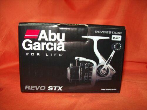 1 g Revo 2STX30 1365345 Airman Battle Abu Garcia Revo STX Spinning Reel 6.2