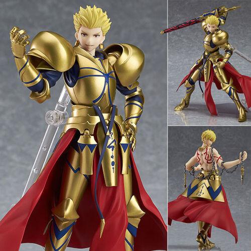 Fate Grand Order Archer Gilgamesh Figma 300 Figure Toy Figurine Statue No Box
