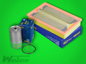 FS094-Paquete-de-Inspeccion-Filtro-Aire-Aceite-Mercedes-190-W201-W124-200D
