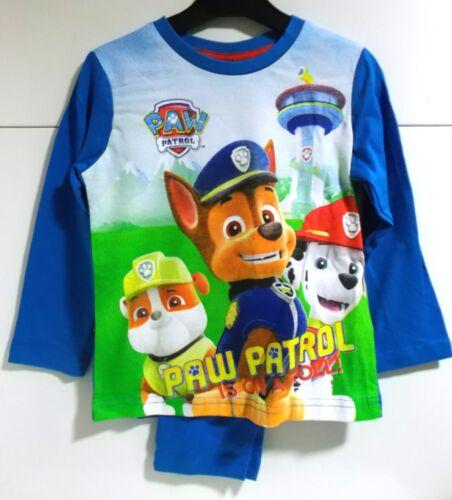 PIJAMA PATRULLA CANINA PAW PATROL Kids Enfants Pyjamas Pigiama Pajama Pidžama