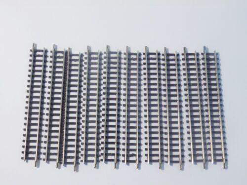 MDN Roco 2401 Spur N 104,2 mm 10 x gerades Gleis Länge