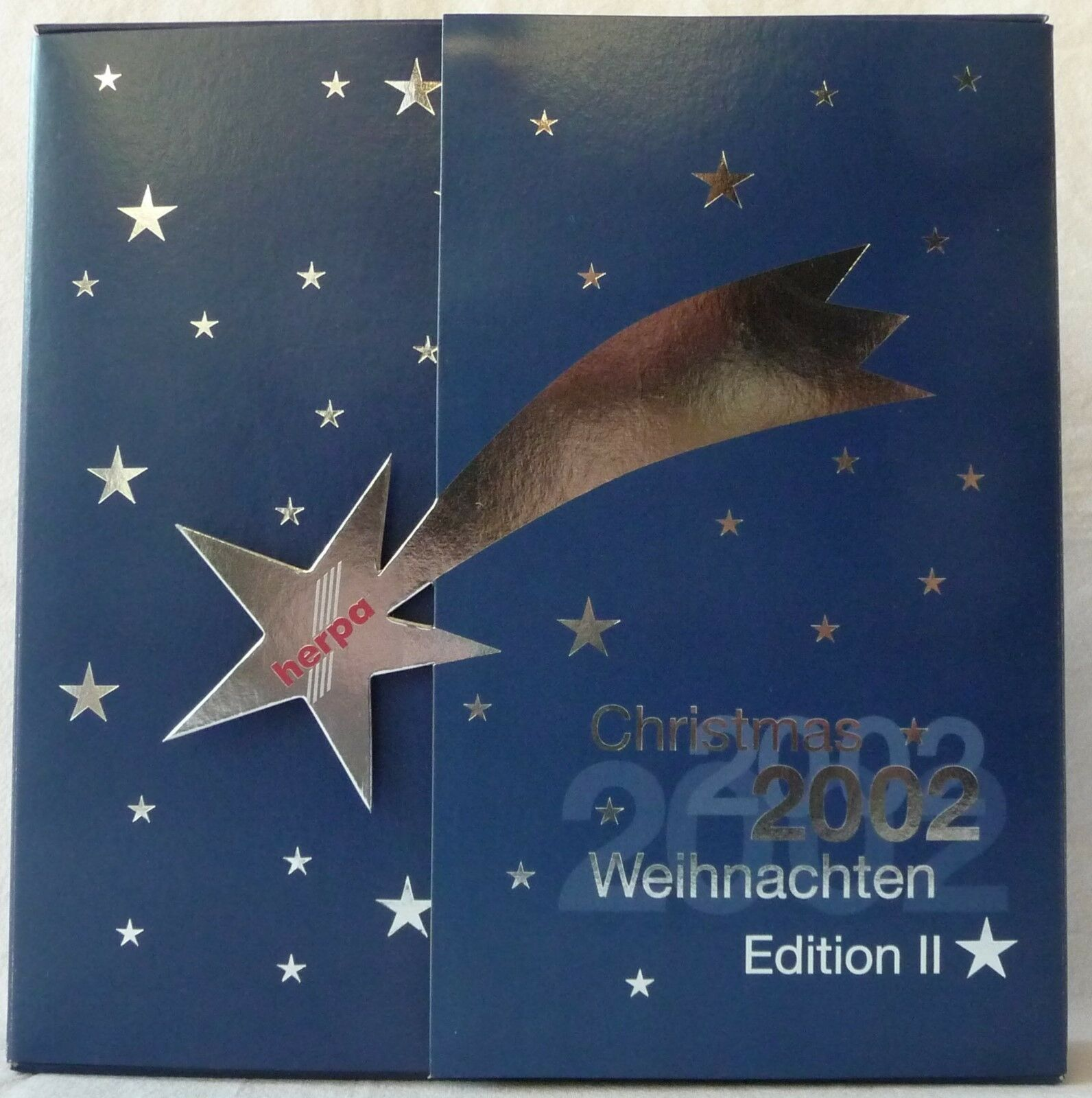 Herpa Wings 1 500 513333  Adventskalender Wings 2002 2002 2002 08abb3
