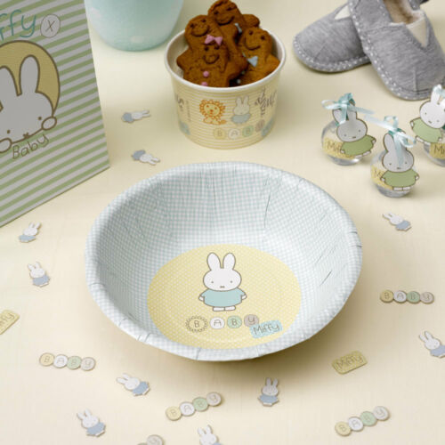 Baby Shower Party Supplies,Decorations Tableware Games Unisex Neutral MIFFY