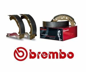 For Toyota Tacoma (2005-2019) Disc Brake Shoes Set Rear 3.5L V6 BREMBO S83559N