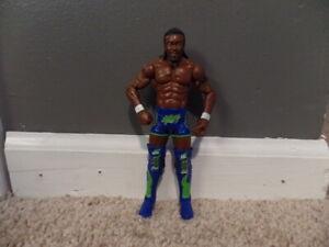 Kofi Kingston-Basic PPV Series 2-WWE Mattel Wrestling Figure