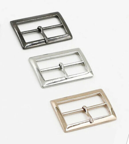 1 X Alloy Pin Buckles for Leather Belt Bag Coat Jacket Shoes Size 5.5cm #1
