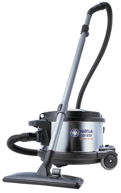 Nilfisk GD930 Vacuum (9055314040) Canister HEPA 4 Gallon Dry VacuuM