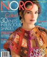 Noro ::magazine 10:: Spring-summer 2017 30 Patterns