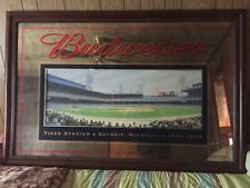 budweiser tiger stadium mirror