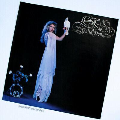 Stevie Nicks Bella Donna Album Cover Poster