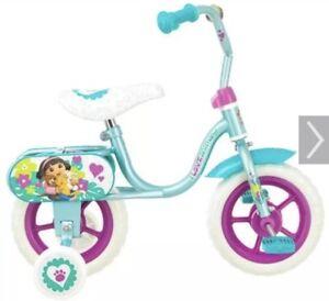 "Brand New Dora Pet Bicycle, Light Blue, 10"""