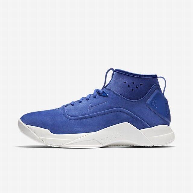 Los hombres Lux de Nike hyperdunk Low Lux hombres zapatos tamaño 14 Paramount Azul 864022 400 d82f23