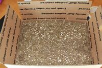 Horse Manure Mushroom Growing Substrate 2 1/2 Gallons About 7lb +- Dry & Organic