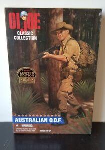 GI Joe Australian ODF Classic Collection 12 Action Figure