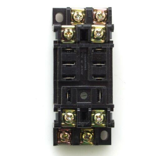 Matsushita HG2-SF 8-contact Relay Socket