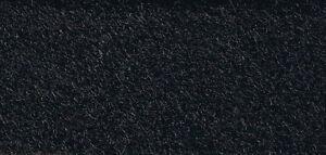 Flexform Automotive Unbacked Moldable Auto Carpet Black 80