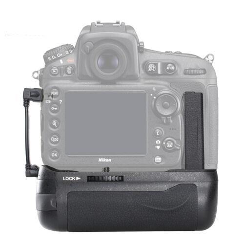 Obturador vertical Batería Grip Pack para Nikon D5500 D5600 trabajo de cámara SLR en-el14
