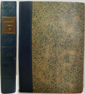 1858-THE-LANCET-MEDICAL-JOURNAL-MEDICINE-SURGERY-CHEMISTRY-NEWS-CASE-DETAILS-ET