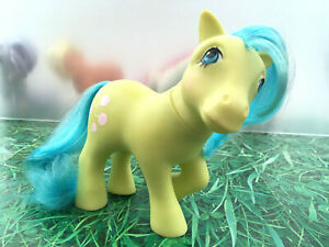 My-Little-Pony-G1-Tootsie-Vintage-Toy-Hasbro-1984-Collectibles-MLP-C
