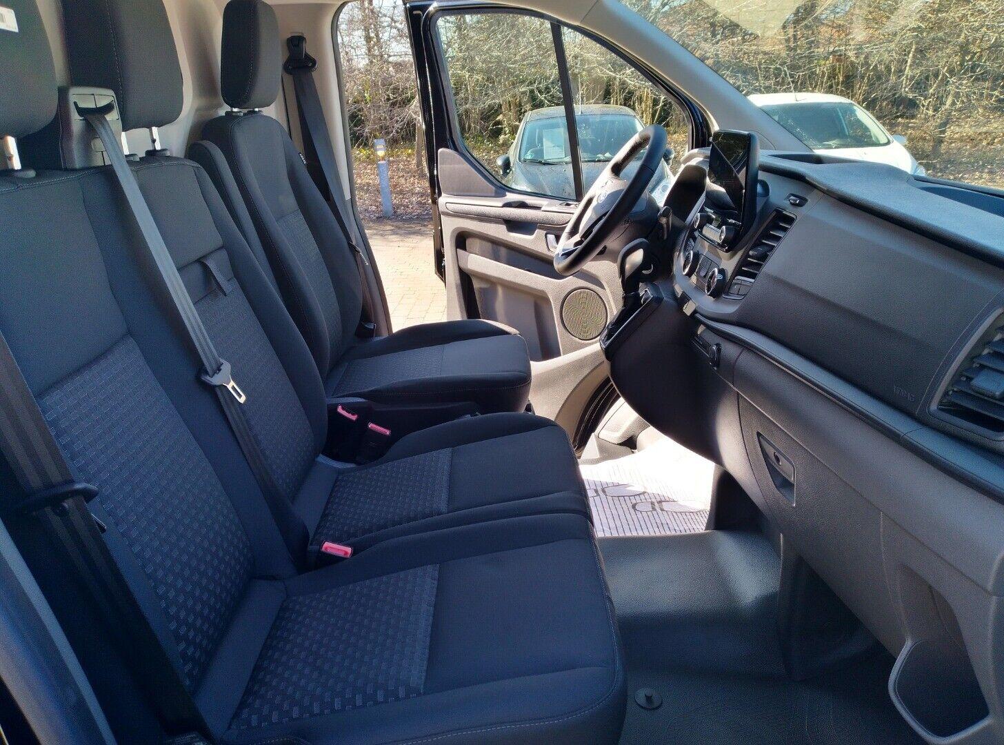 Ford Transit Custom 340S 1,0 PHEV Trend aut. - billede 8
