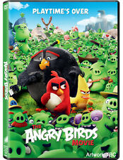 The Angry Birds Movie [DVD]