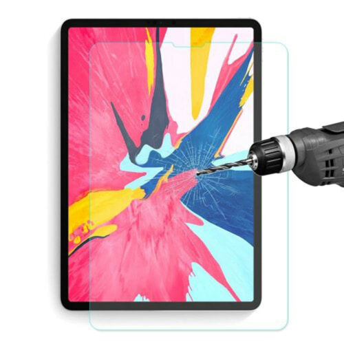 Full 9H Tempered Glass Apple iPad PRO 12.9 inch screen protector Guard 2018 2019