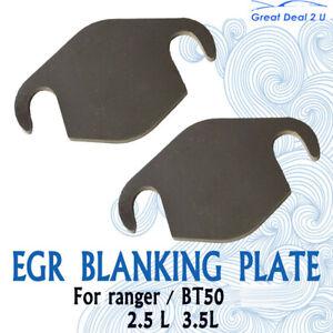 Fit-Ford-Ranger-PK-PJ-For-Mazda-BT50-3-0-2-5-EGR-Blanking-Plate-07-11-Plates-Kit