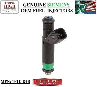 6 Fuel Injectors OEM SIEMENS for 2001-2003 Mazda B3000 3.0L V6 FLEX #1F1E-D4B
