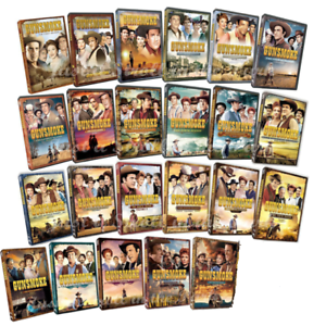 Details about Gunsmoke TV Series Complete All Seasons 1-12 DVD Set  Collection Episodes Western