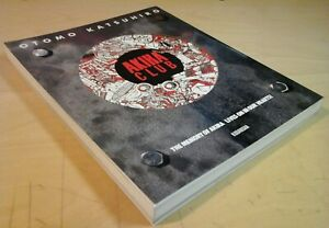 DéVoué Otomo Katsuhiro Akira Club Kodansha Japan Edition 1995 Text Japanese + English