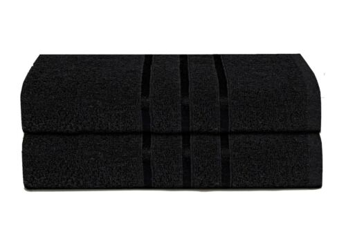 2 Piece Bathroom Bath Towel Sheet Soft Egyptian Cotton Premium Luxury 500GSM