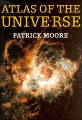 Sir Patrick Hardback FRAS CBE Philip/'s Atlas of the Universe by Moore DSc