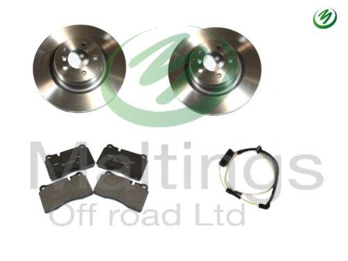 range rover tdv8 brembo front brake discs and pads lr031843 sfp500070 l322 3.6