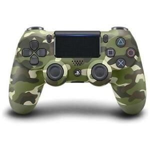 SONY-PS4-Controller-Dualshock-4-V2-Green-Camouflage-Wireless