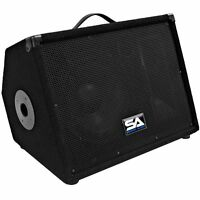 Seismic Audio 10 Inch Floor Monitors Studio Speakers Pa/dj Band on Sale