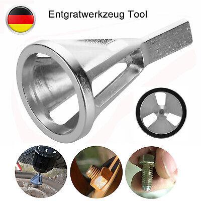 Edelstahl-Entgratungsbohrer für Außenfase Entfernen Sie Grat,Entgratwerkzeug