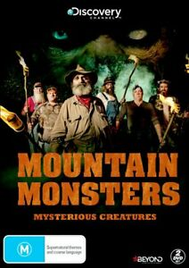Details about MOUNTAIN MONSTERS Mysterious Creatures Season 5 (Region 2 UK  Compatible) DVD