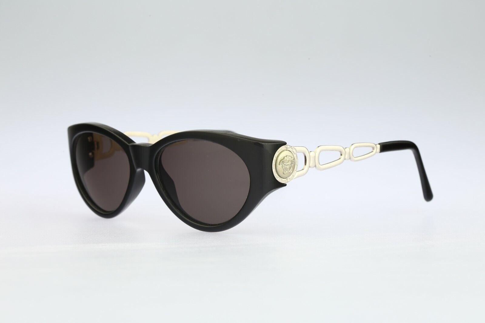 Gianni Versace 490 N52, 90s Vintage cat eye sungl… - image 4