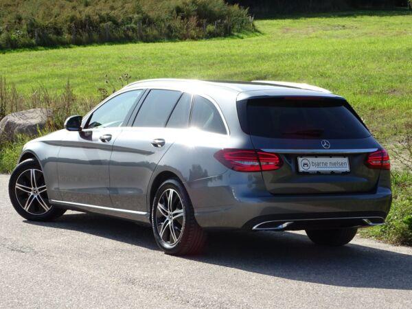 Mercedes C220 d 2,0 Advantage stc. aut. - billede 4