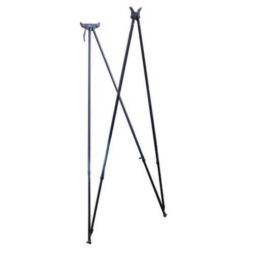 Viper-Flex Styx Elite 4 bastoncini di tiro gamba realizzato in alluminio anodizzato nero
