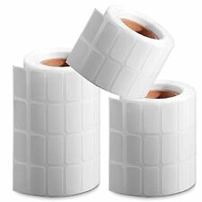 3 Rolls Diamond Painting Storage Containers Labels Rectangle Name Number Labe