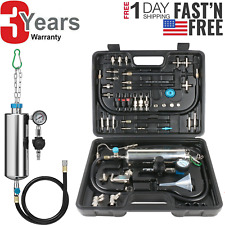 Non Dismantle Fuel Injector Cleaner Tester System For Petrol Car Us