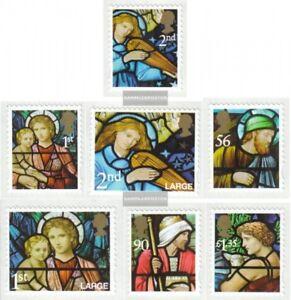 Grossbritannien-2832-2838-kompl-Ausg-postfrisch-2009-Weihnachten