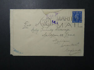 Great-Britain-WWII-Forces-Cover-Gibraltar-RAF-Base-Censored-Z12281