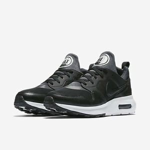 52de6c83b06fb Men s Nike Air Max Prime Running Shoes Black White NIB 876068-001