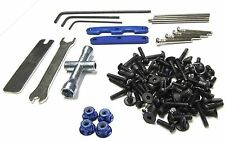 SLASH PLATINUM SCREWS & TOOLS Set wheel nuts, 6808 Traxxas 6804r
