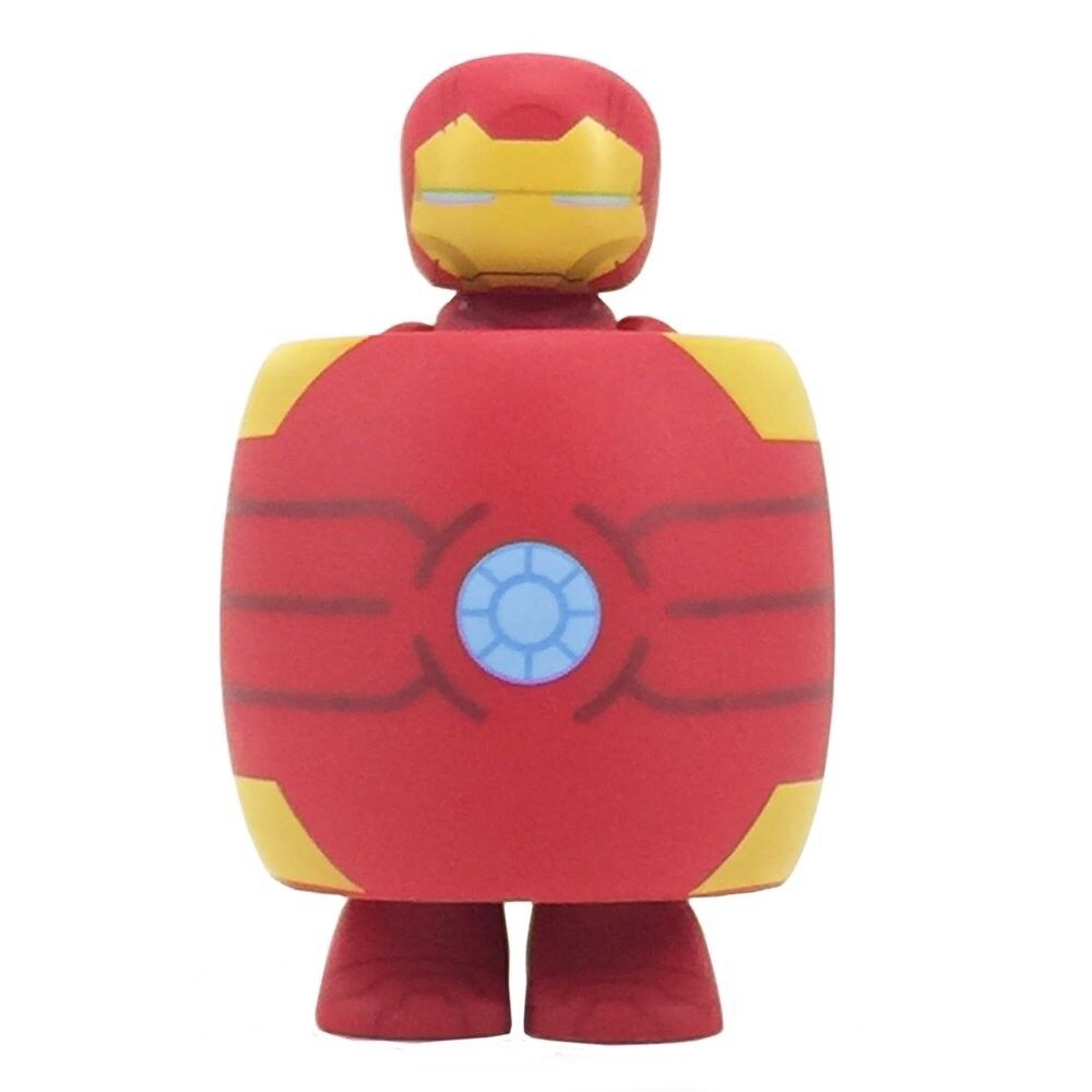 Iron Man Barrel man Barrel Mark II Vinyl Toy Collectible Avengers Marvel